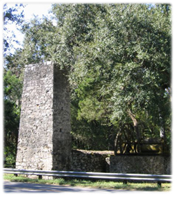 Historic site in Homosassa Florida.
